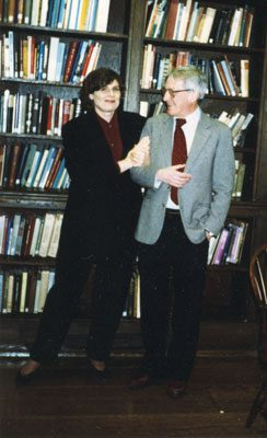 selzer and biographer